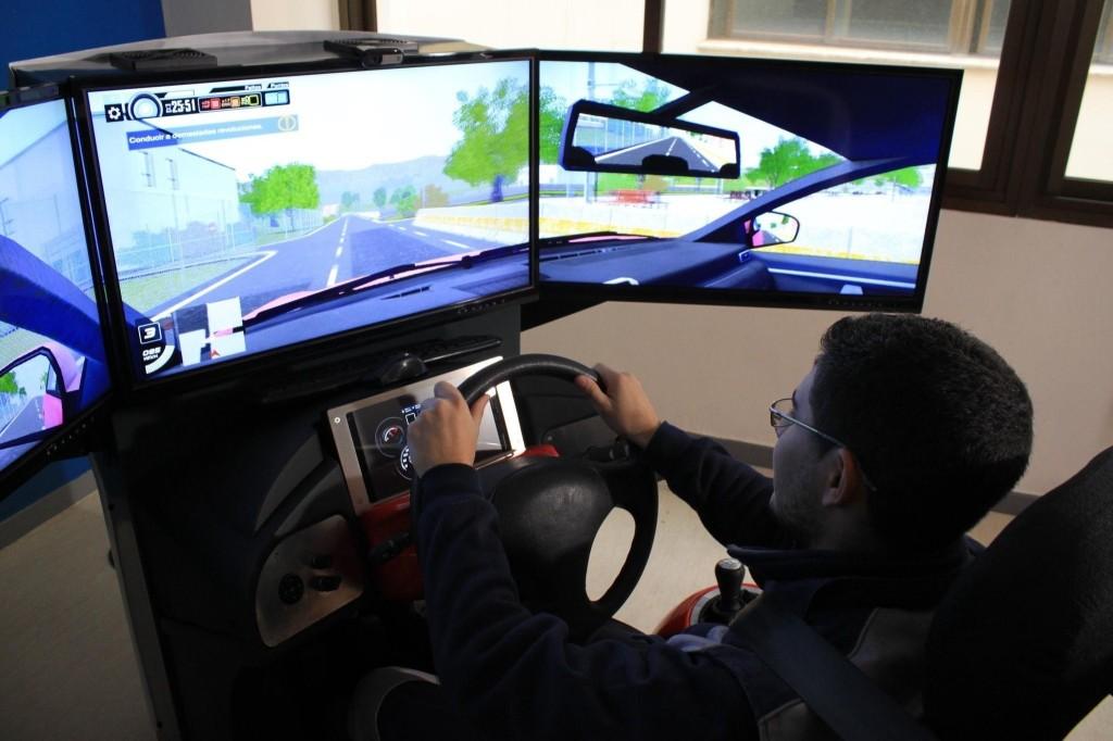 Resultado de imagen de simulador coche