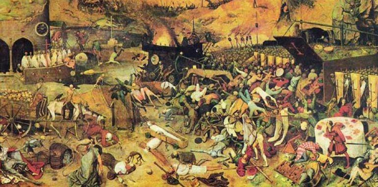 Resultado de imagen para la peste