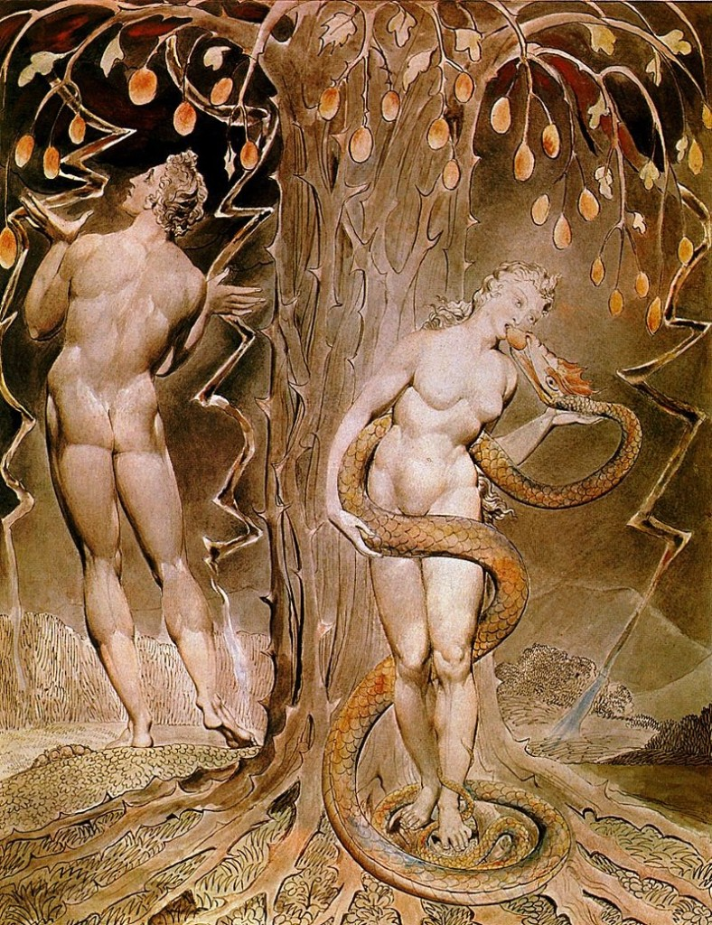 https://upload.wikimedia.org/wikipedia/commons/thumb/8/8d/William_Blake%2C_The_Temptation_and_Fall_of_Eve.JPG/800px-William_Blake%2C_The_Temptation_and_Fall_of_Eve.JPG