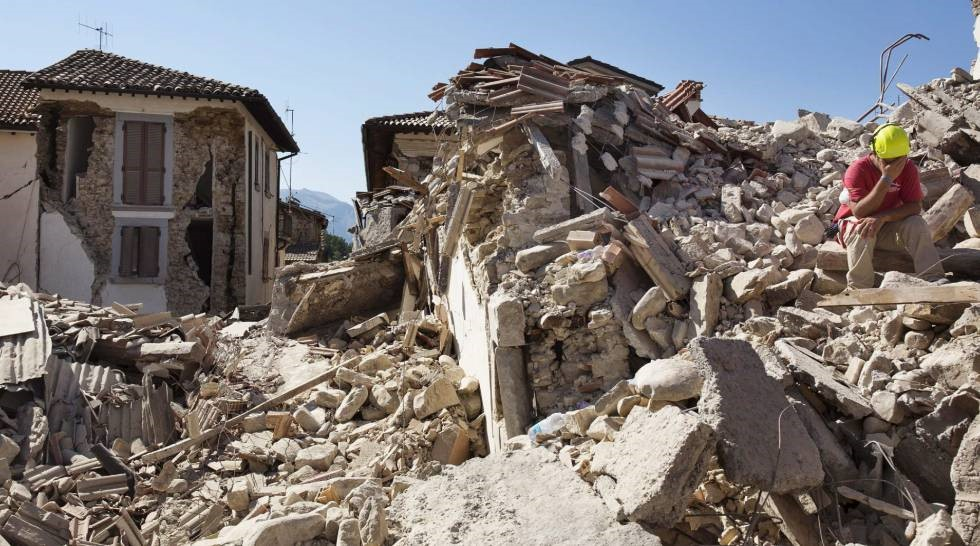 Cómo hacer edificios que resistan terremotos | Ciencia | EL PAÍS