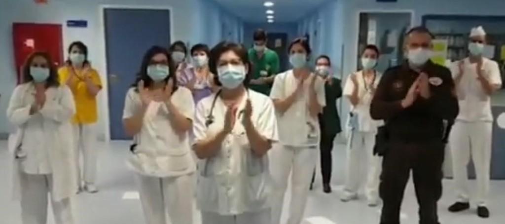 70.000 enfermeros españoles pueden estar infectados por coronavirus